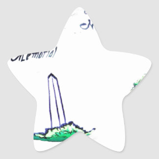 The Patriot Collection Star Sticker