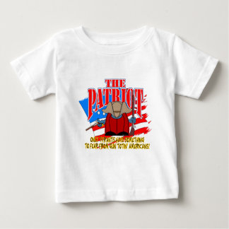 The Patriot  Gun Totin Baby T-Shirt