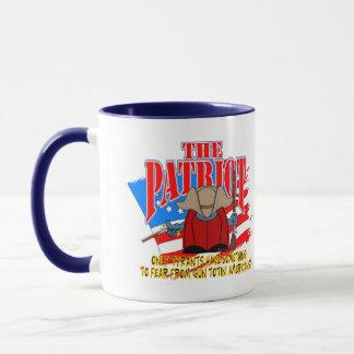 The Patriot  Gun Totin Mug