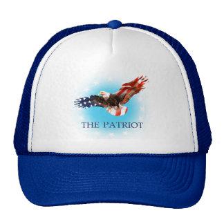 The Patriot Mesh Hat