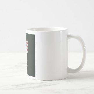 The Patriot Monkey. Coffee Mug