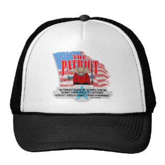 The Patriot -Thomas Jefferson Quote Trucker Hat