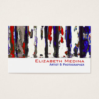 The Patriotic ~ Business Cards