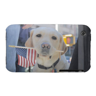 The Patriotic Dog iPhone 3 Covers