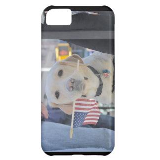 The Patriotic Dog iPhone 5C Case