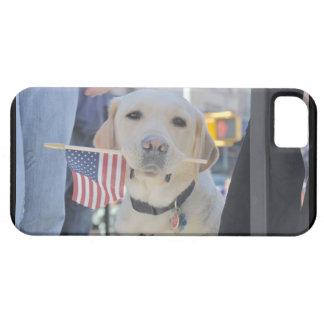 The Patriotic Dog iPhone SE/5/5s Case