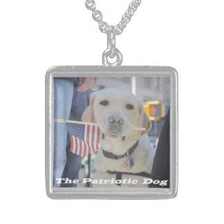 The Patriotic Dog Jewelry