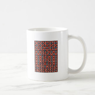 The Pattern Ascends Coffee Mug