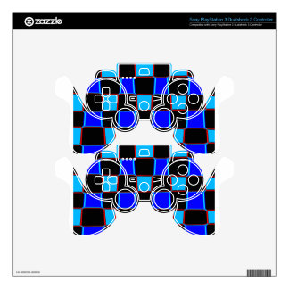 The Pattern PS3 Controller Skin