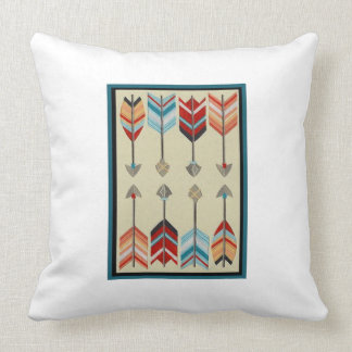 THE PATTERNS REPRESENT PILLOW