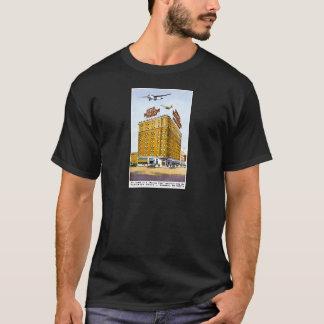 The Patterson Hotel, Bismark, North Dakota T-Shirt