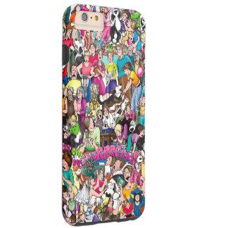 """""""The Pattersons"""" iPhone 6/6s Plus, Tough Case"""