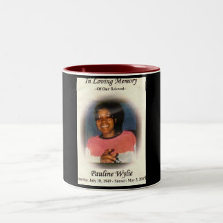 The Pauline Wylie Commemorative Mug