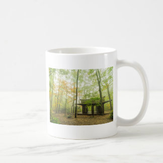 The Pavilion in The Forest Coffee Mug