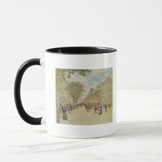 The Pavillon de Hanovre Mug