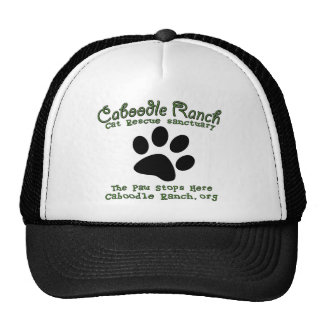 'The Paw Stops Here' Trucker Hat