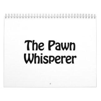 the pawn whisperer calendar