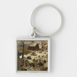 The Payment of the Tithe Keychain