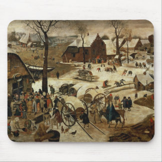 The Payment of the Tithe Mouse Pad