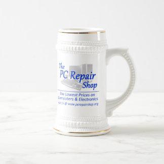 The PC Repair Shop Beer Stein