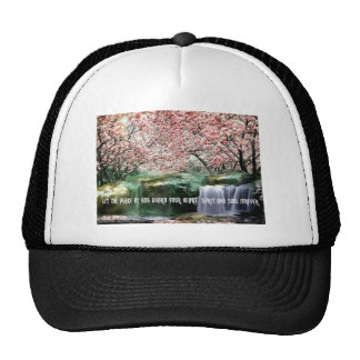 The Peace Cherry Blossom Hats