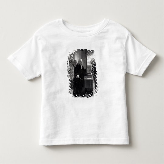 The Peace Conference on Staten Island Toddler T-shirt