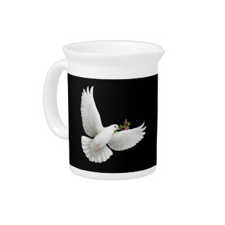 The Peace Dove Pitcher