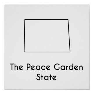 The Peace Garden State Poster
