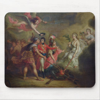 The Peace of Amiens, 25th March 1802 Mouse Pad