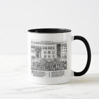 The Peace of Nuremberg, 25th September 1649 Mug