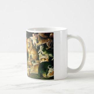 The Peaceable Kingdom Cup Coffee Mug