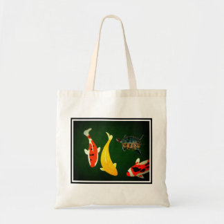 The Peaceful Pond Budget Tote Bag