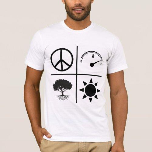 The Peaceful Treason Riddle shirt