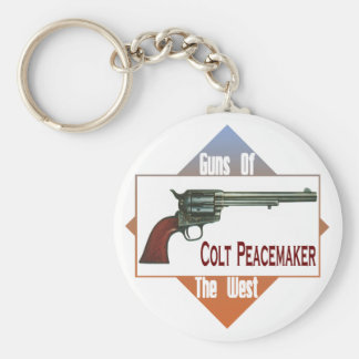 The Peacemaker Key Chains