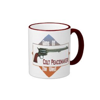 The Peacemaker Coffee Mugs