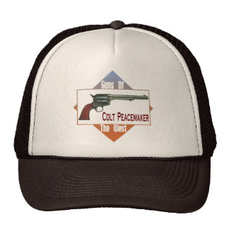 The Peacemaker Trucker Hat