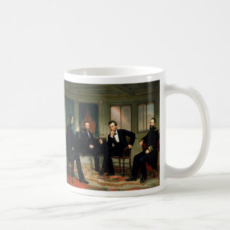 The Peacemakers by George Peter Alexander Healy Coffee Mugs