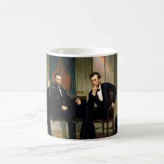 The Peacemakers by George Peter Alexander Healy Mug