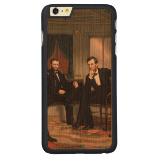 The Peacemakers Carved® Cherry iPhone 6 Plus Slim Case