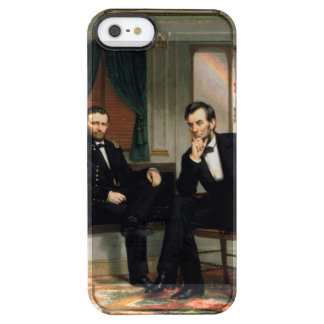 The Peacemakers Clear iPhone SE/5/5s Case