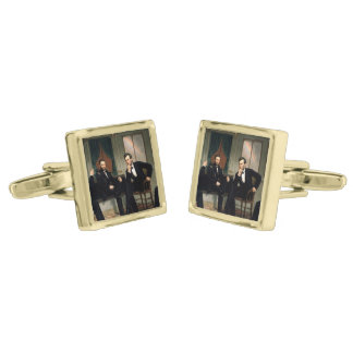 The Peacemakers Cufflinks