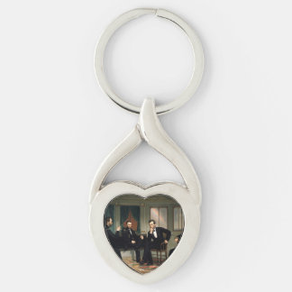 The Peacemakers Keychain