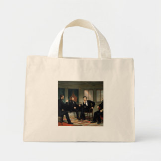The Peacemakers Mini Tote Bag