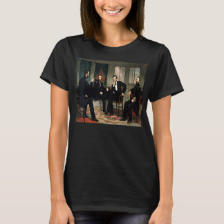 The Peacemakers Painting of 1868 T-Shirt