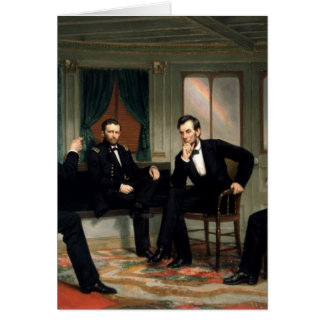 The Peacemakers with Abraham Lincoln Card