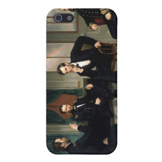 The Peacemakers with Abraham Lincoln Case For iPhone SE/5/5s