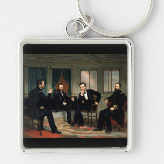 The Peacemakers with Abraham Lincoln Keychain