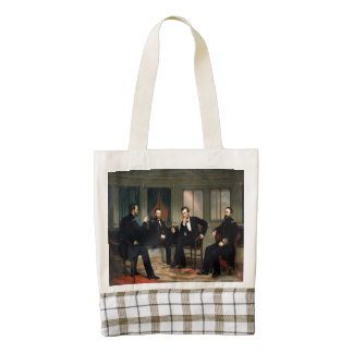 The Peacemakers Zazzle HEART Tote Bag