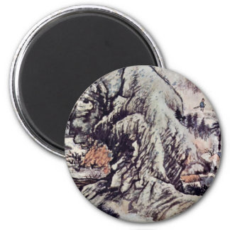 The Peach Blossom Source By Tao Chi Magnets