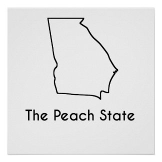 The Peach State Poster